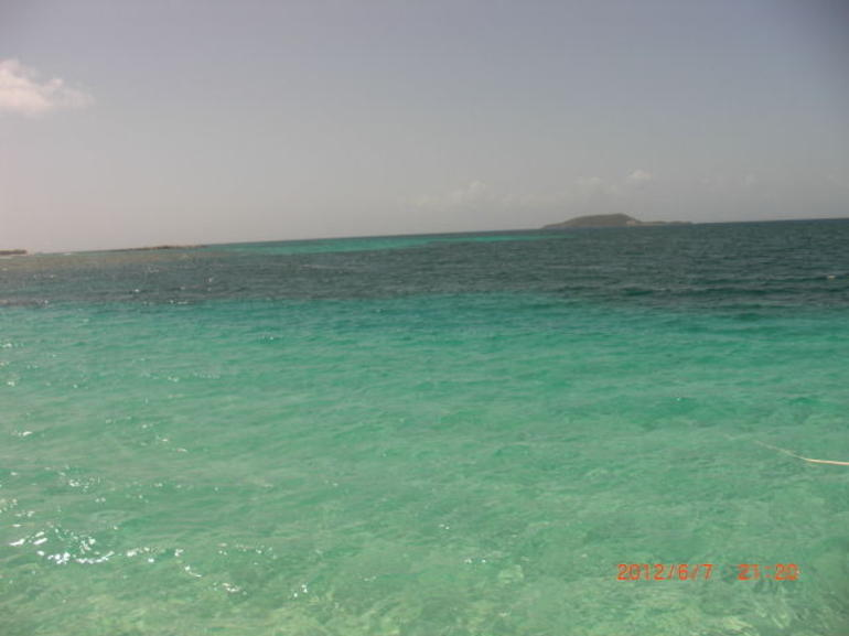 Pretty water - San Juan