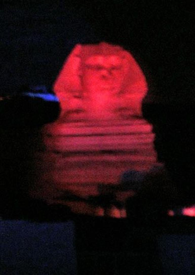 Pyramids Sound & Light Show - Cairo