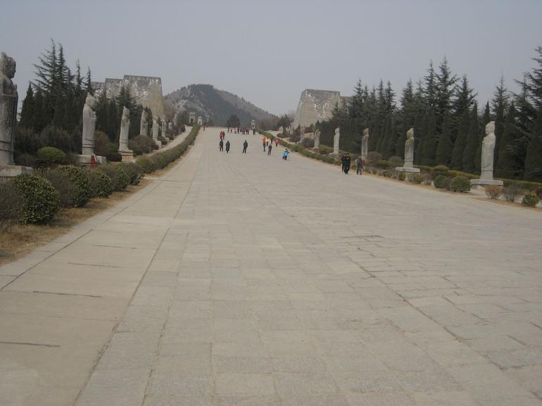 Qian Tomb - Xian
