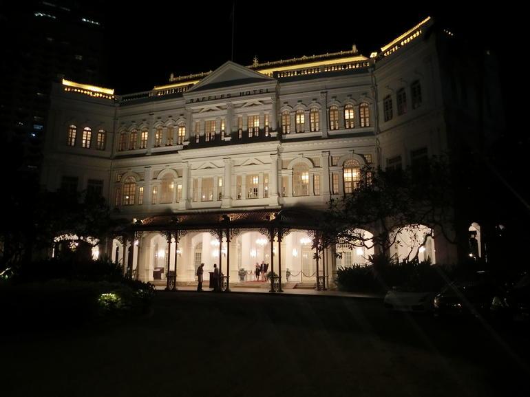Raffle hotel - Singapore