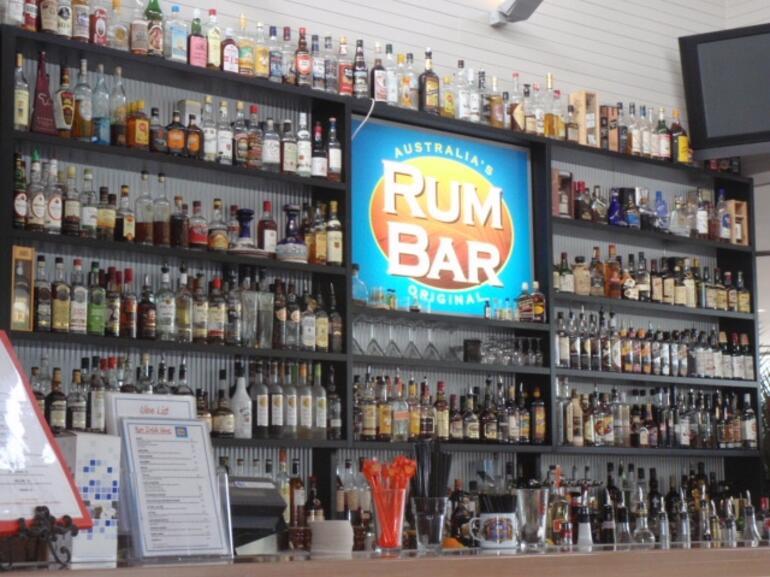 Rum Bar -