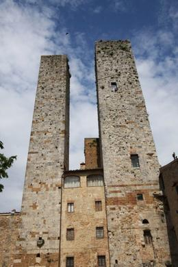Twin towers of San Gimignano, Jennifer D - June 2010
