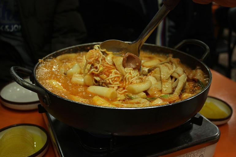 Small-Group Korean Night Food Tour - Seoul