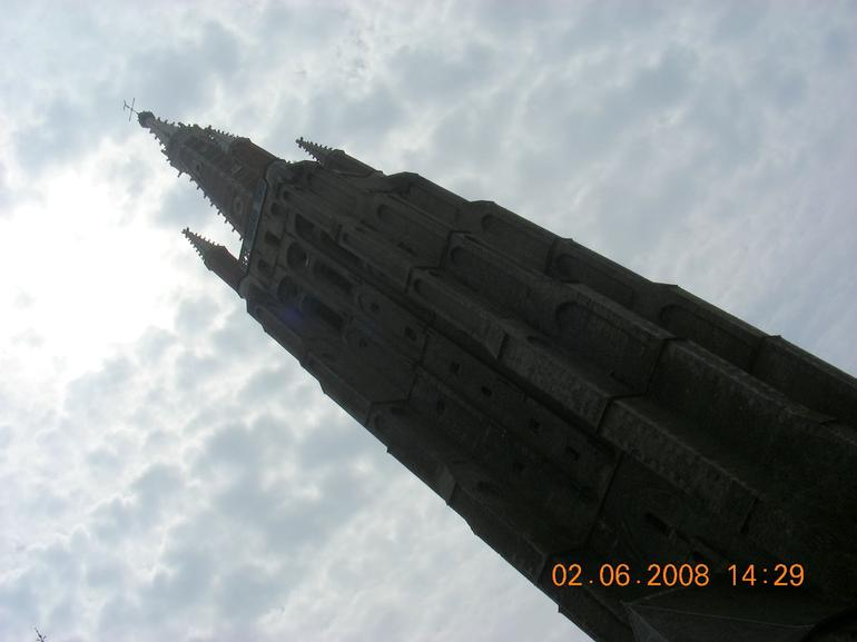 The 2nd Tallest Church in the World - Brussels