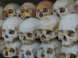 A visit to the Killing Fields is a very somber reminder of Cambodia's recent past. , Kevin F - December 2014