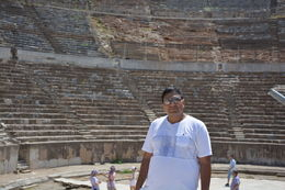 You will read about this theater in the Book of Acts chapter 19 , khanta - August 2015