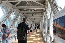 Inside Tower Bridge , Nikki H - July 2012