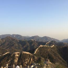 The Great Wall , ELAINE - October 2016