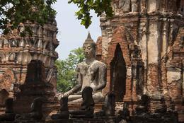 Wat Maha That , Luciana F - May 2017