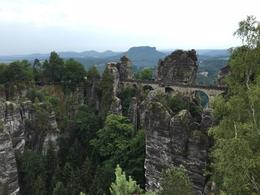 Bastei Bridge , Jietong L - June 2017