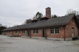 Dachau concentration camp gas chammbers , Niketan R - January 2018
