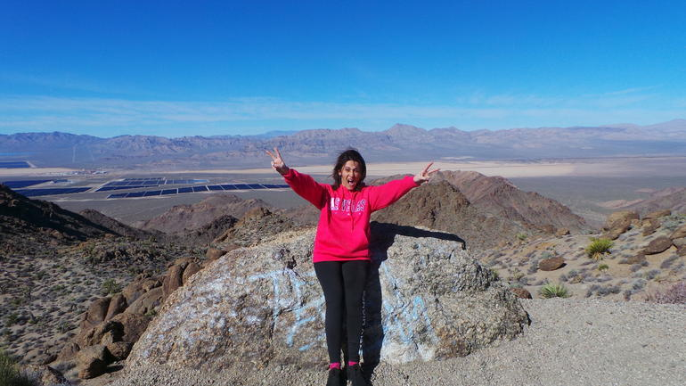 Hidden Valley and Primm Valley Extreme RZR Tour from Las Vegas