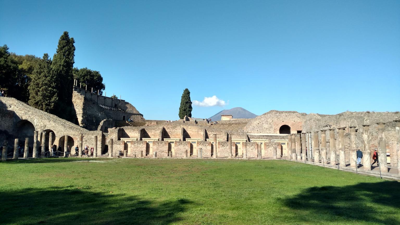 MAIS FOTOS, Excursão pelo litoral de Nápoles ao Monte Vesúvio e viagem diurna a Pompeia, saindo de Nápoles, com tudo incluso