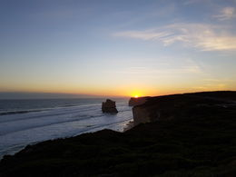 View of 12 apostles at sunset , Ekta R - June 2016