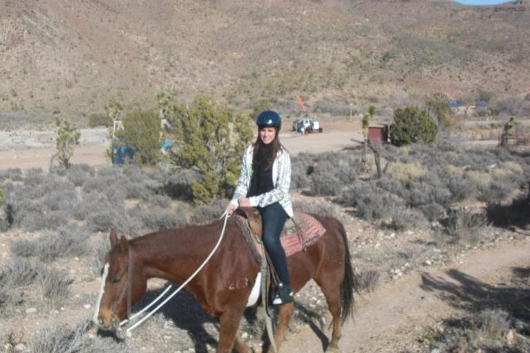 A must do at the ranch - Las Vegas