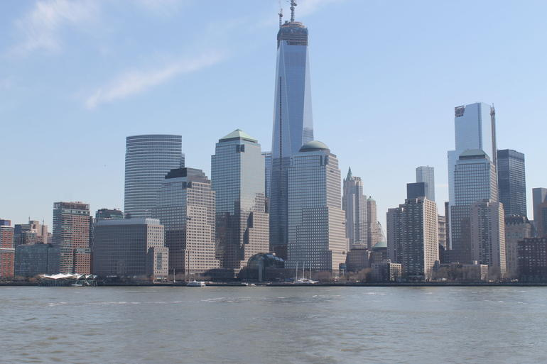 Au large de Manhattan - New York City