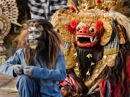 Bali Traditional Dance , salmorej - December 2013