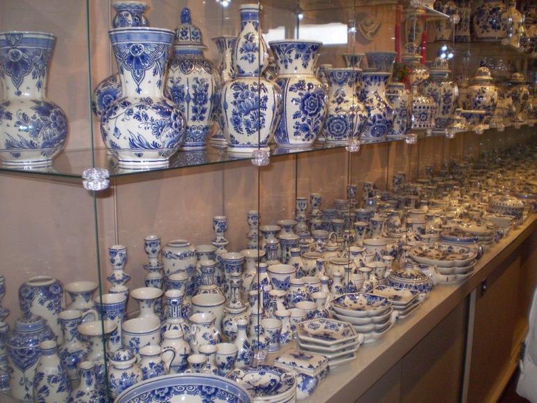 Ceramiche di Delft - Amsterdam