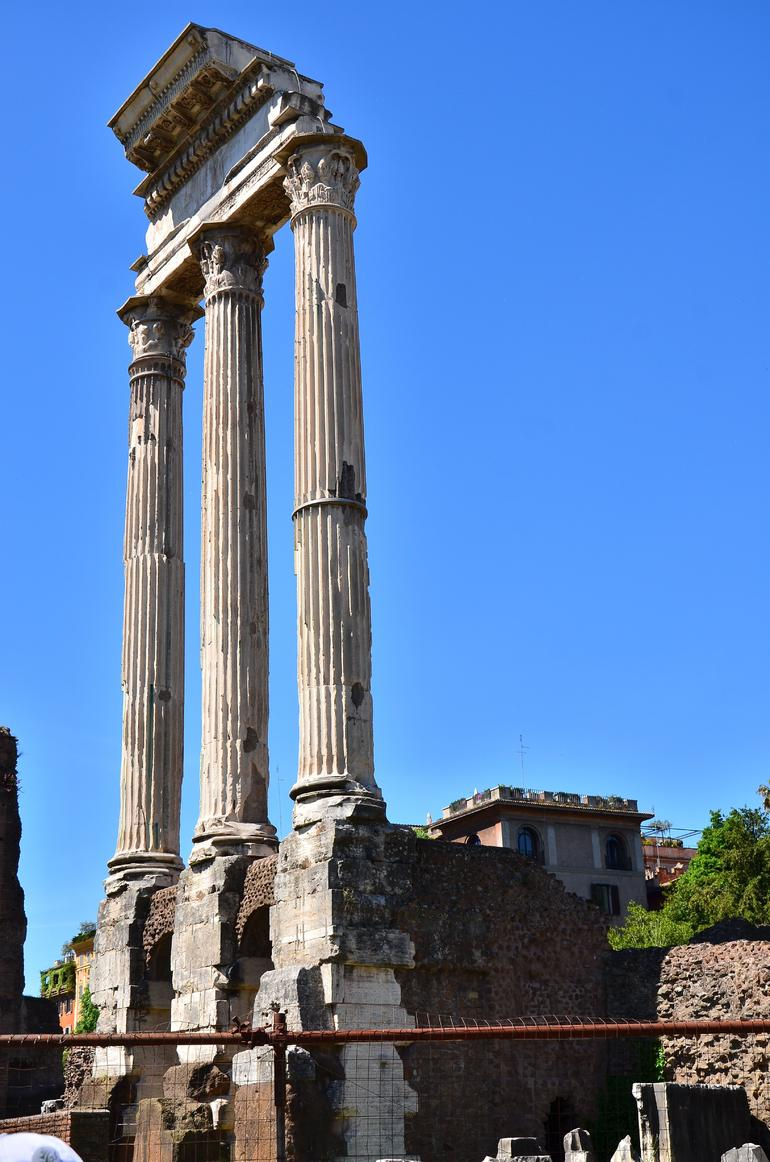 Columns - Rome