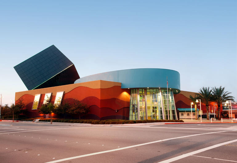 Discovery Science Center in Santa Ana -