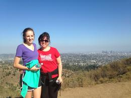 We hiked to the top of Griffith Park to see the Hollywood sign and all of LA to celebrate my daughter's 16th Birthday! Else our tour guide was the best! This was my favorite part of our trip and ... , kahler.officepro - July 2014