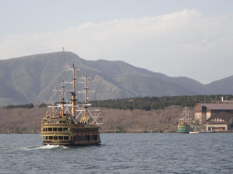 Lake Ashi - Tokyo