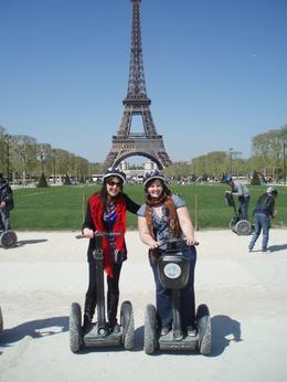 A great day, Frances - April 2010