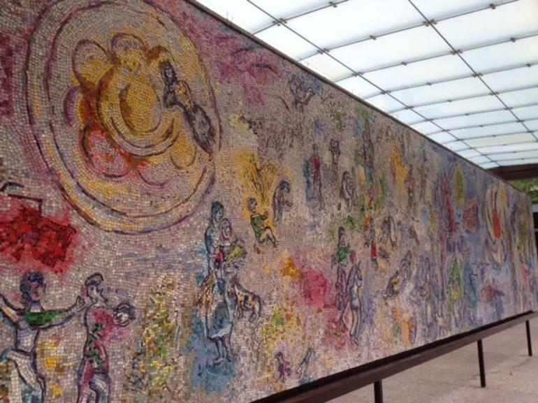 Marc Chagall - Chicago