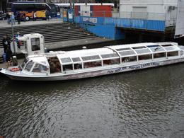 The boat! Found on either side of Central Station., Susan D - September 2010