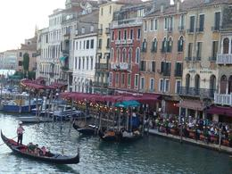 Postcard perfect! Took this photo from the Rialto Bridge, Sheila Marie L - July 2009
