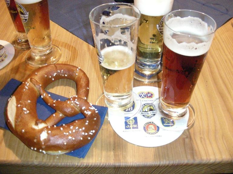 Oktoberfest Museum Tasting, Munich - Munich
