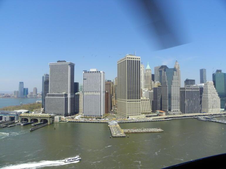 pointe de manhattan - New York City