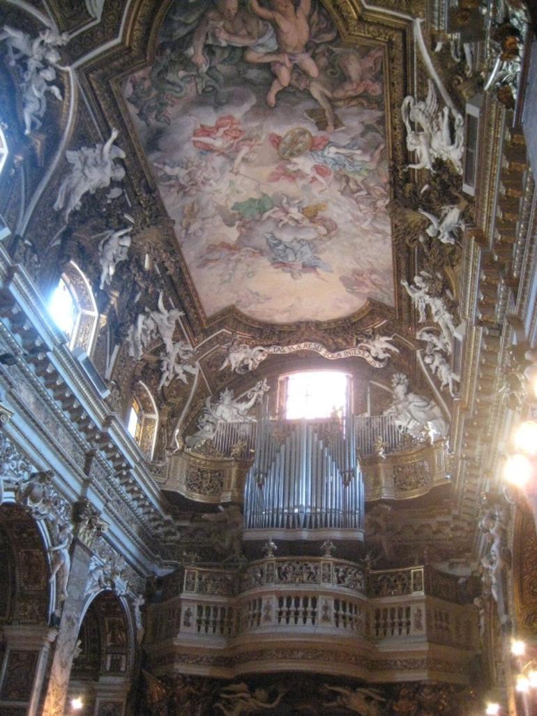 Santa Maria della Vittoria Church - Rome