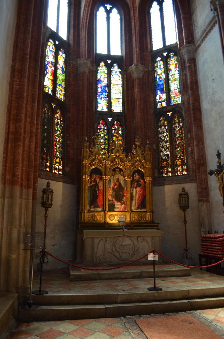 Santa Maria Gloriosa dei Frari - Venice