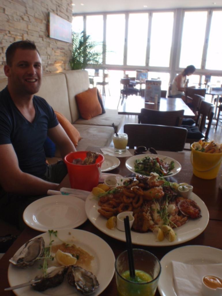 Seafood Platter! -