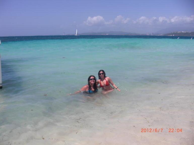 Swimming - San Juan