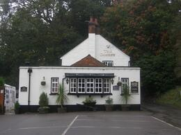 This remote pub served one of the best meals I have ever had in England., Tighthead Prop - October 2010