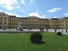 The Schonbrunn Palace , Esra K - August 2014