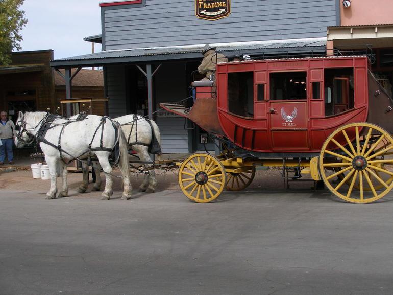 The Tour Bus - Phoenix