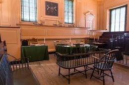 Discover the birthplace of America on the Constitutional Walking Tour of Philadelphia., Viator Insider - January 2018