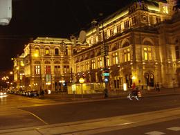 Vienna state opera, Mirtha B - October 2010