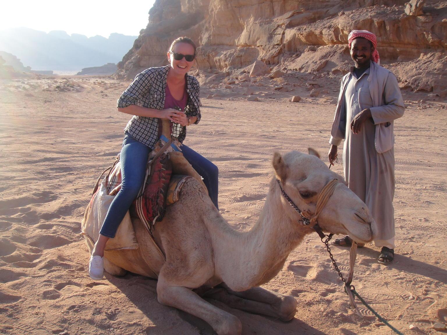 MÁS FOTOS, Excursión Privada Día Completo a Wadi Rum Valle de la Luna desde Amman