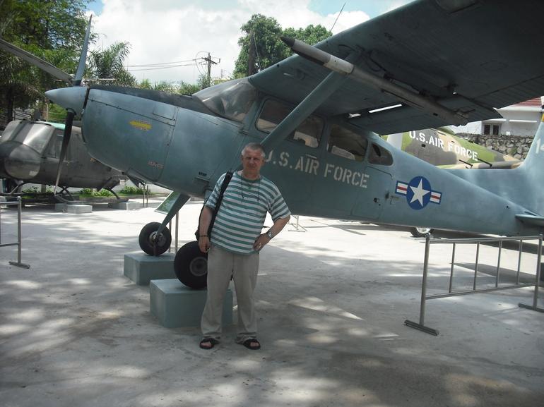 War Remnants Museum in Vo Van Tan Dist 3 -
