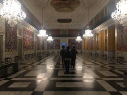 Christiansborg Palace , 2T - February 2017