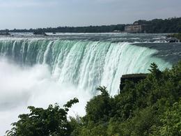 Lookout over the Falls , Deborah O - June 2017