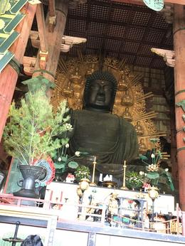 Buddha in Todaiji temple , kbn818 - June 2017