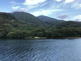 Boat ride in Lake Ashi , David B - October 2017