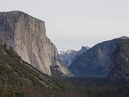 View of El Capitan , Karsten L - January 2018
