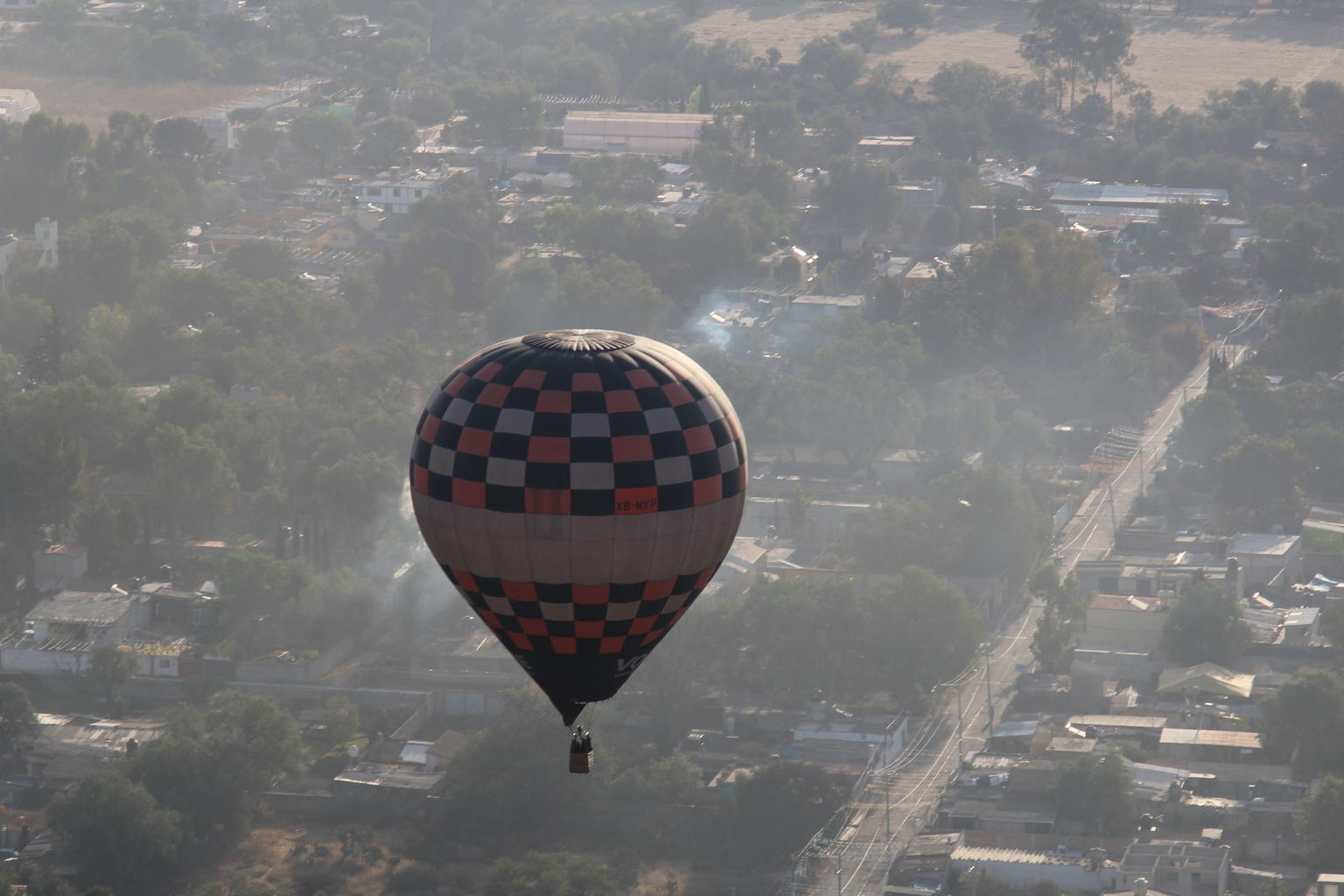 MAIS FOTOS, Full-Day Teotihuacan Hot Air Balloon Tour from Mexico City