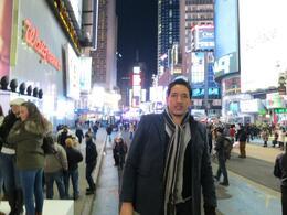 Time Square , TAREK S - February 2013
